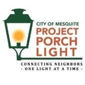 Project porch light logo