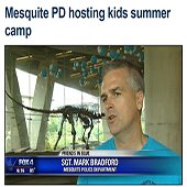Police summer camp