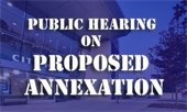 proposed annexation
