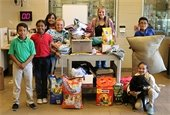 porter elementary school donation drive