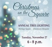 Christmas on the Square 2018
