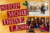 Shop more, drive less with alternative shopping routes