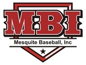 Mesquite Baseball Inc. logo
