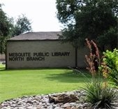 Mesquite Public Library North Branch