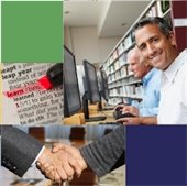 Mesquite library job seeker support
