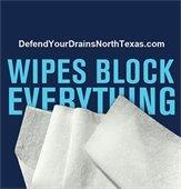 Wipes Block Everything