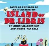 The island of dr. libris logo