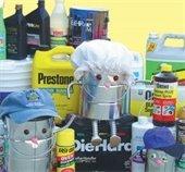 hazardous waste products