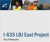 I 635 LBJ East Projcect
