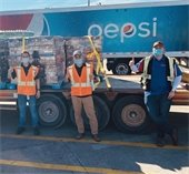 pepsi donates drinks to first responders