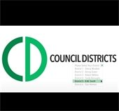 Council Districts logo