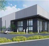 rendering of Mesquite 635 industrial project