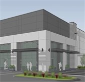 proposed huntington industrial partners building