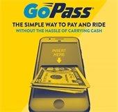 Go Pass logo