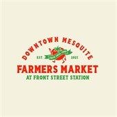 Downtown Mesquite Farmers Market Logo