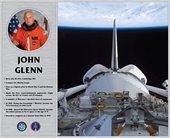 Astronaut Monument Panel about John Glenn