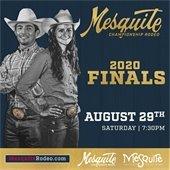 Mesquite Championship Rodeo finals
