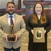 2021 MPD award winners