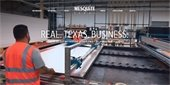 Screenshot of Mesquite warehouse with Real. Texas. Business. written on top