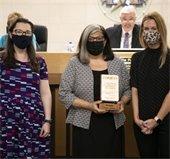 Mesquite library receives award
