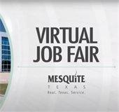 Virtual Job Fair logo