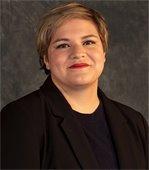 Professional photo of Director of Neighborhood Services Maria Martinez