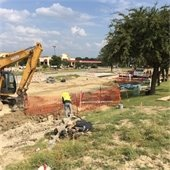 Town East Phase 2 Water Line