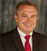 Professional headshot of City Manager Cliff Keheley