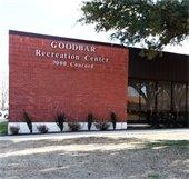 exterior of Goodbar recreation Center