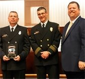 2020 Firefighter of the Year Award