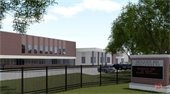 Rendering of future MISD middle school number 10