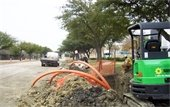 Town East Phase 2 - Franchise Utility Work