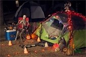 Haunted Camp Out