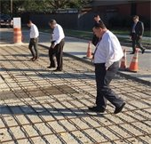 Council inspects roads