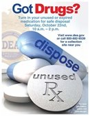 Drug disposal