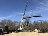 Bridge removal