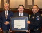 police recognized