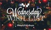 Wednesday Wish list
