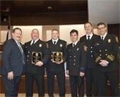 2018 Fire Department awards
