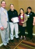 mesquite earns awards