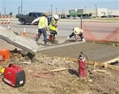 Military Parkway Trail (I-635 to Sam Houston Rd.) TAP Funded