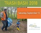Fall Trash Bash is September 15