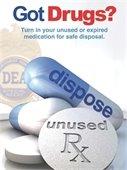Drug Take-Back Event October 27