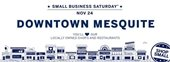 Small Business Saturday is Nov. 24