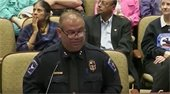 Chief Charles Cato gives MPD quarterly report