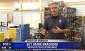 Volunteers sort toys at annual Santa Cop Workshop