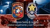 Celebrate Safely and Legally; Celebre Legalmente y con Seguridad