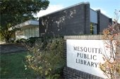 Mesquite Main Library
