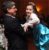 Daddy Daughter Dance on February 8