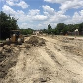 Town East Boulevard Phase 2 (U.S. 80 to Skyline Drive) Reconstruction Project